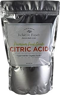 citric acid zojirushi