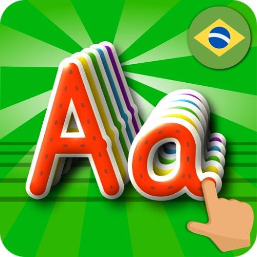 LetraKid - Aprenda Caligrafia Traçando ABC e 123. Abecedario Infantil. Jogos Educativos Alfabetização