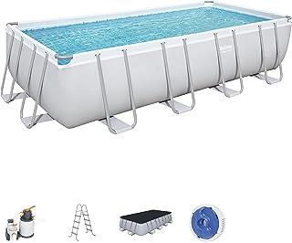 Bestway Pool Set Power Steel 549X274X122Cm