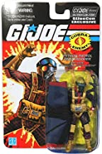 JoeCon 2018 GI Joe Convention Exclusive Python Patrol Officer Para-Viper Paratrooper Packaged 3 3/4 Inch Action Figure