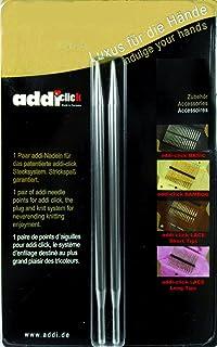 Addi Click Lace Long Tip Pair 37.5 mm, US 5