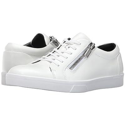 Calvin Klein Ibrahim (White Box Leather) Men