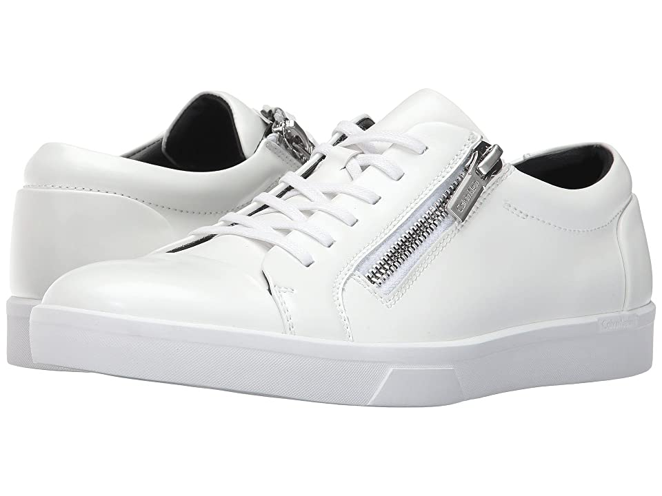 Calvin Klein Ibrahim (White Box Leather) Men