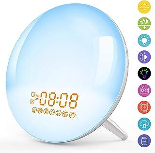 Upgrade Luz Nocturna Infantil Luces Led Despertador Digital