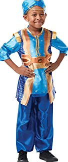 Disney - Aladdin - Genie Live Action Costume, Child - Size S