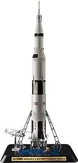 Bandai Tamashii Nations Apollo 13 and Saturn V Launch Vehicle NASA Otona No Chogokin Rocket
