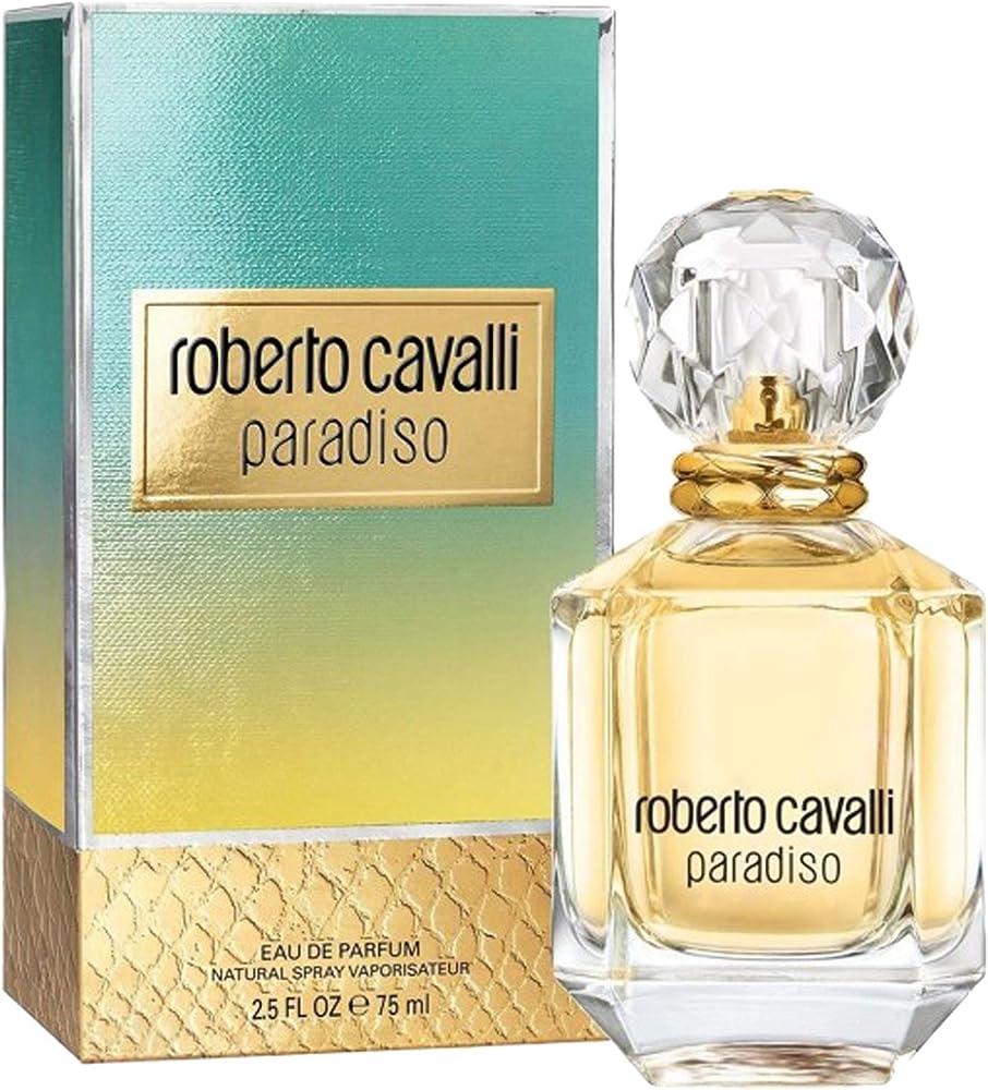 Roberto cavalli paradiso eau de parfum per donna 75 ml 3689_5671