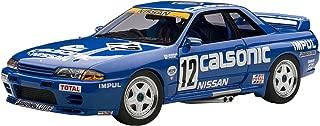 AUTOart 1/18 Nissan Skyline GT-R (R32) '90 Group A # 12 (Calsonic / Hoshino)