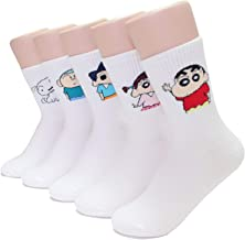 EVEI Famous Japanese Cartoon Series Animation Character Collection Women's Original Socks