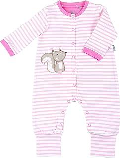 Sigikid Baby-Mädchen Overall-Strampler-Schlafanzug Schlafstrampler