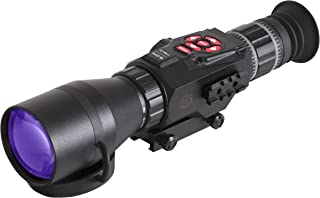 ATN X-Sight 5-18 Smart Riflescope w/1080p Video, Night Mode, WiFi, GPS, Image Stabilization, IOS and Android Apps
