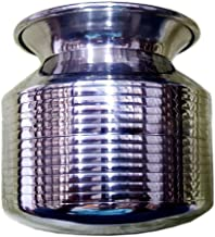 """Lota (Water Cup) - Stainless Steel - 3.5"""""""