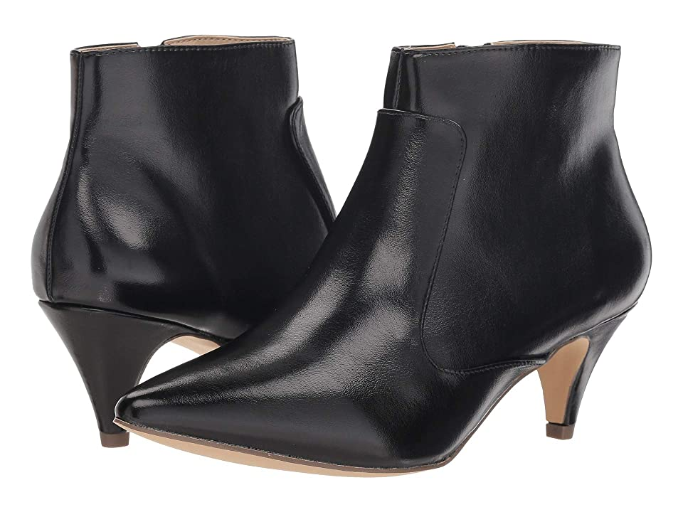 JANE AND THE SHOE Kizzy (Black Smooth) Women