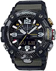 Casio G-SHOCK Unveils All-New Line Up of Men's Master of G MUDMASTER Timepieces