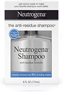 acne shampoo by Neutrogena