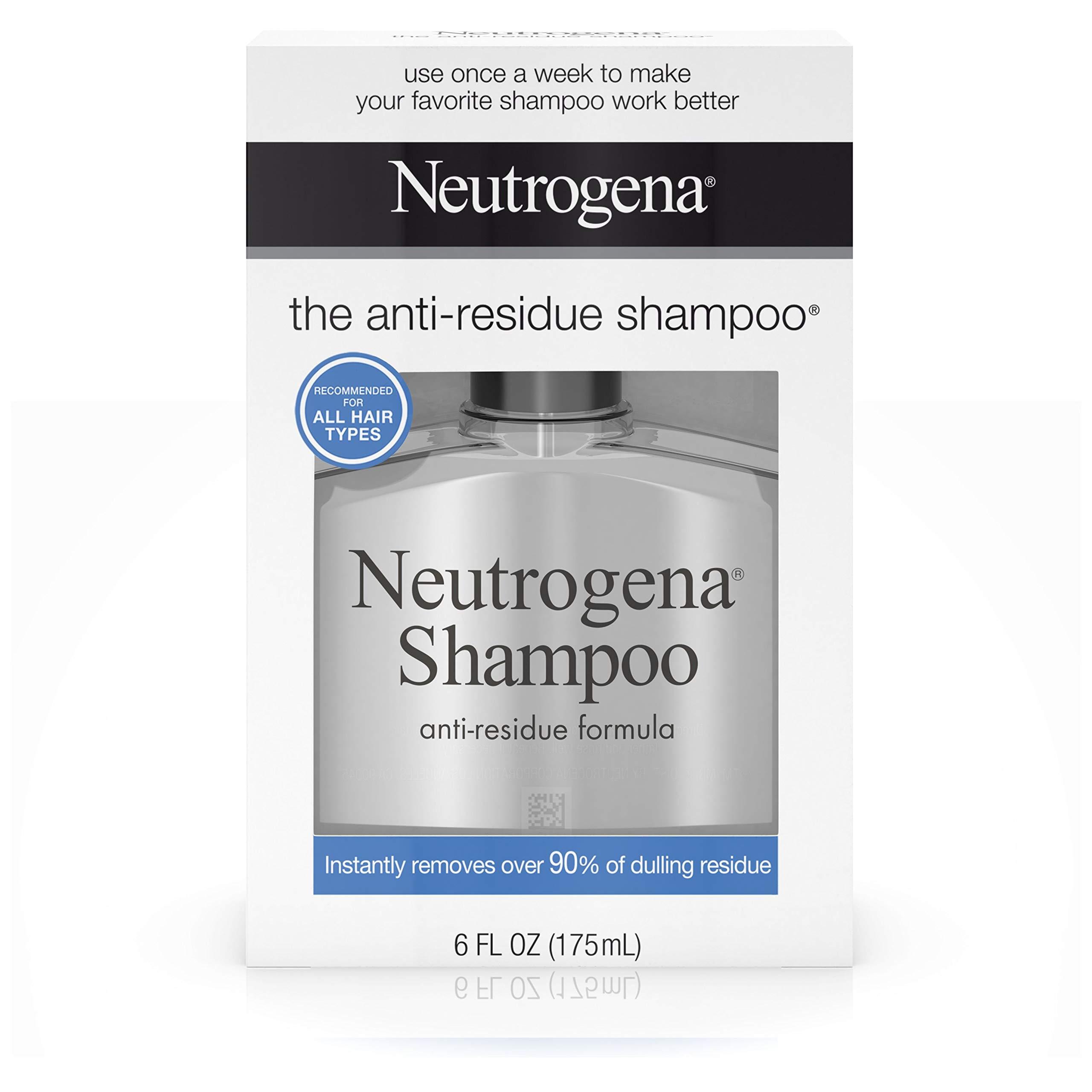 Neutrogena Anti Residue Non Irritating Clarifying Build Up