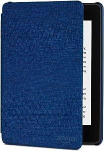 Capa de tecido resistente à água para Kindle Paperwhite (10ª Geração não compatível com as versões anteriores do Kindle Paperwhite) - Cor Azul