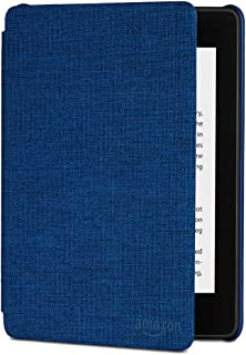 Kindle Paperwhite Water-Safe Fabric Cover (10th Generation-2018) - Blue