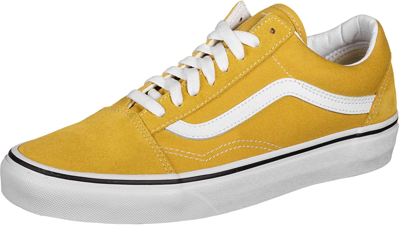 Vans Old Skool shoes York Yellow True White