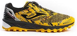 TK_Olimpo 909 - Zapatillas de Trekking, Color Amarillo