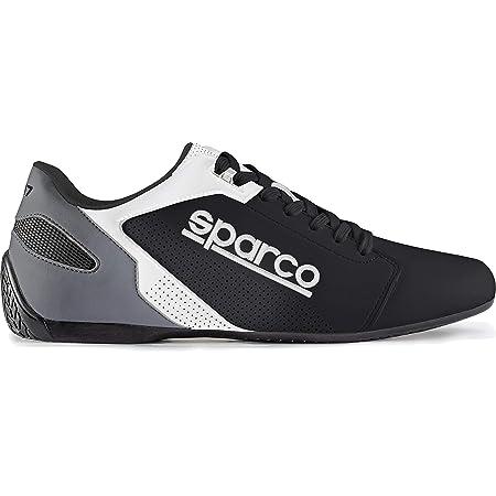 Sparco Slippers Sl 17 Schwarz Weiß Größe 46 Schuhe Handtaschen