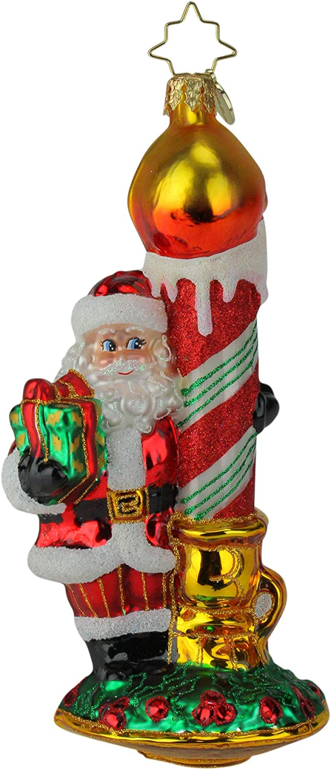 Our shop OFFers the best service Christopher Radko Hand-Crafted European Christmas Today's only Decorati Glass