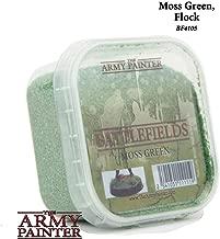 The Army Painter Battlefields Moss Green Flock - 150ml
