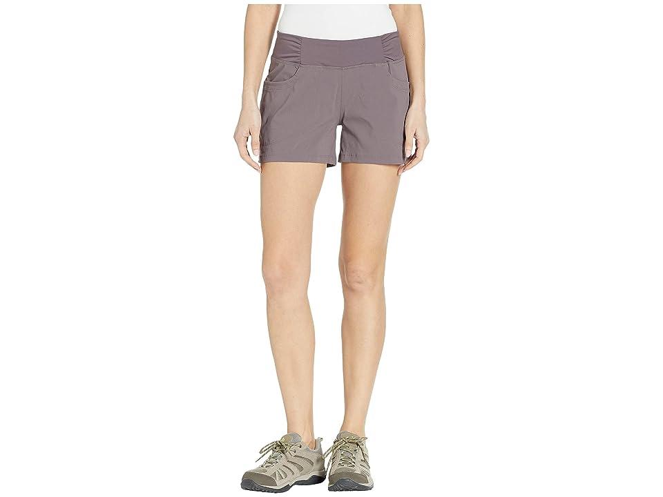 Mountain Hardwear Dynamatm Short (Purple Dusk) Women