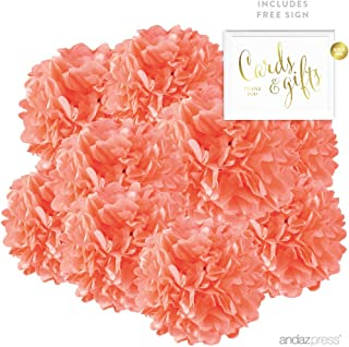 Best coral party decorations Reviews