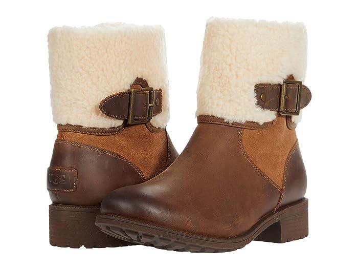 Vintage Winter Retro Boots – Snow, Rain, Cold UGG Elings $122.45 AT vintagedancer.com