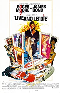 Best live and let die poster Reviews