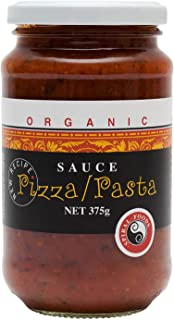Spiral Foods Organic Pizza and Pasta Sauce 375 g