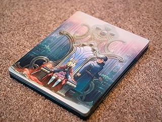 The Kingsmakers Making Of Ni No Kuni II Revenant Kingdom Limited Edition Steelbook (Includes 3 Rare Bonus Postcards) [NO G...