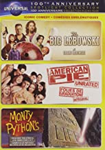 The Big Lebowski / American Pie / Monty Python's The Meaning of Life