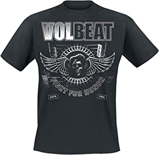 Volbeat Fight for Honor T-Shirt schwarz