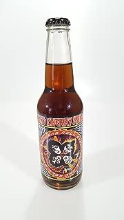 Kiss Cherry Kola - 12oz Glass Bottles (6)