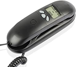 $20 » Corded Telephone with Caller ID, Easy to Operate, Wall-Mountable, One Key Redial, Flash, Mute, Pause, Hold, Reset, Easy to...
