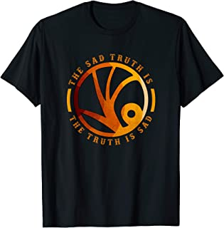 Events Symbol Series of Unfortunate Lemony Snickets VFD T-Shirt