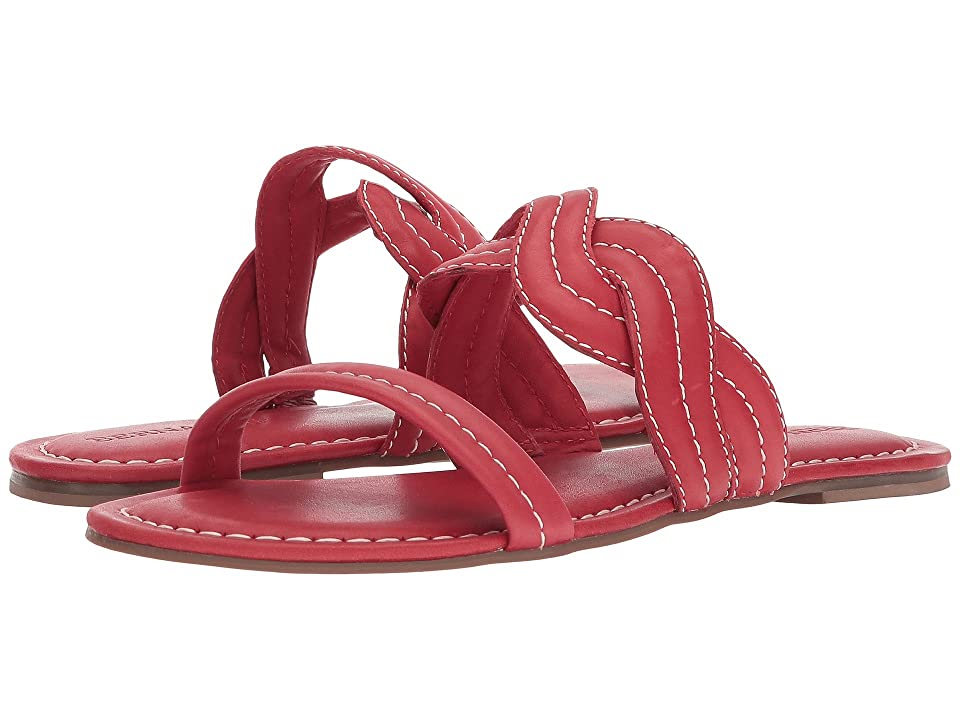 Bernardo Mirian Sandal (Red) Women