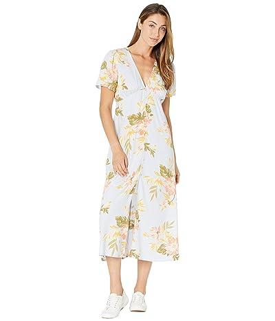 Billabong Lucky in Love Midi Dress