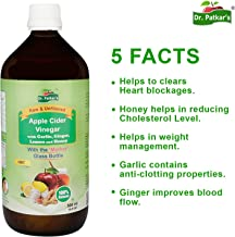 Best honey garlic and apple cider vinegar benefits Reviews
