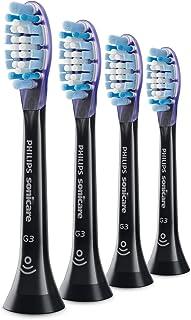 Philips Sonicare G3 Premium Gum Care Tandborsthuvuden - 4-pack - Standardstorlek - Klickfäste - Tar bort upp till 10 gånge...