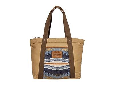Pendleton Tote (Crescent Bay) Tote Handbags