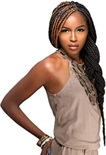 """MULTI PACK DEALS! Sensationnel Synthetic Hair Braids XPRESSION 2X Pre-Stretched Braid 48"""" (5-PACK, 1B)"""