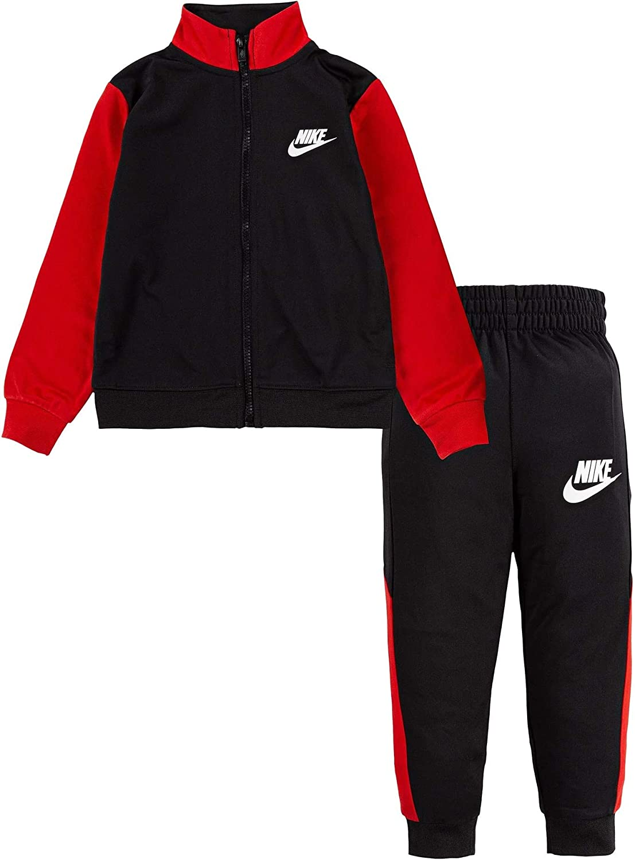 Nike Boy`s Jacket and Pants 2 Piece Set