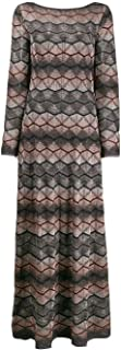 M Missoni Luxury Fashion Womens 2DG002382K003NL900W Multicolor Dress | Fall Winter 19