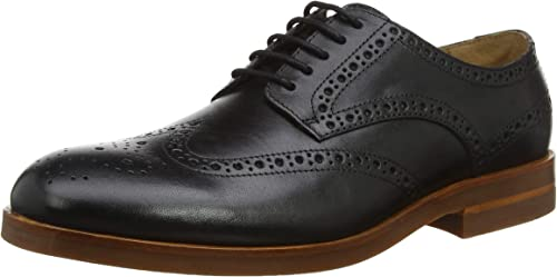 H by Hudson Balleter, Brogues Homme