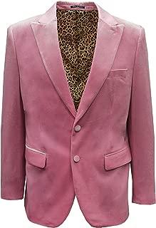Best pink velvet jacket mens Reviews