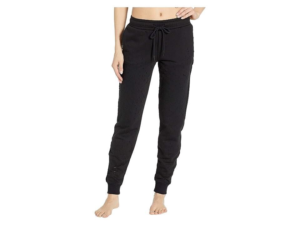 ALO Fierce Sweatpants (Black) Women