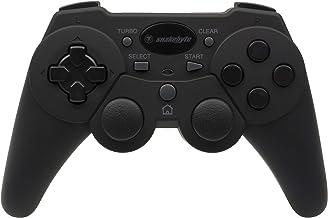 Snakebyte 19369 Controller Bluetooth per PS3, Nero
